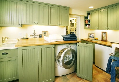 Washer And Dryer Cabinet Ideas For Home Pinterest