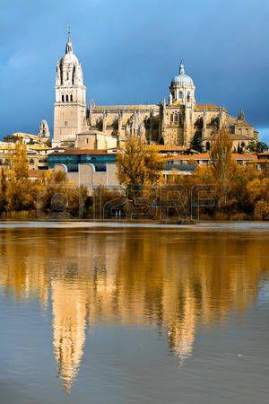 Catedral de Salamanca. Castilla y León, España photo