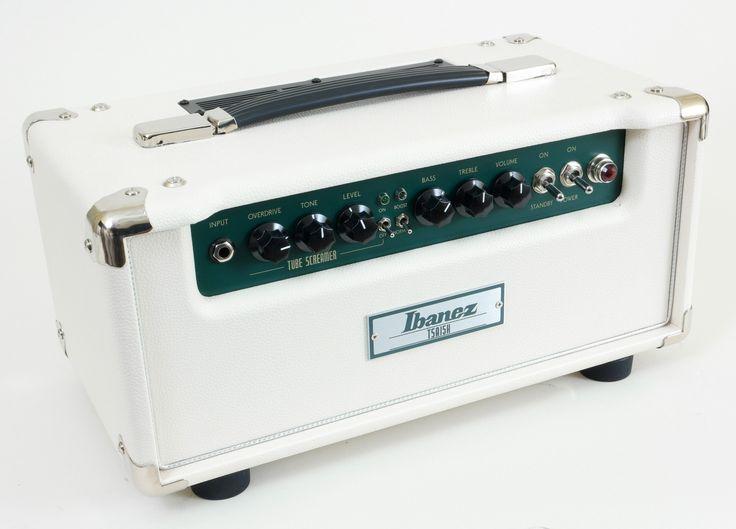 Ibanez TSA15H 15-Watt Tube Screamer Guitar Amplifier Head