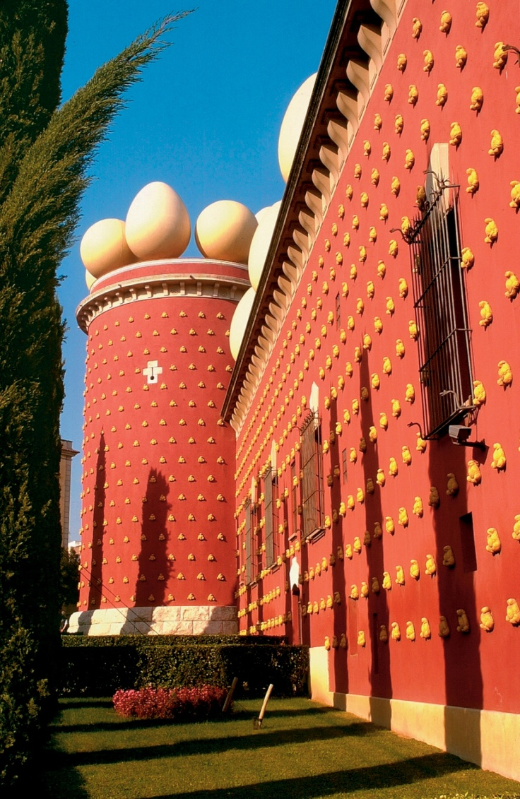 Dalí at Figueres.  https://www.facebook.com/costatropicalevents