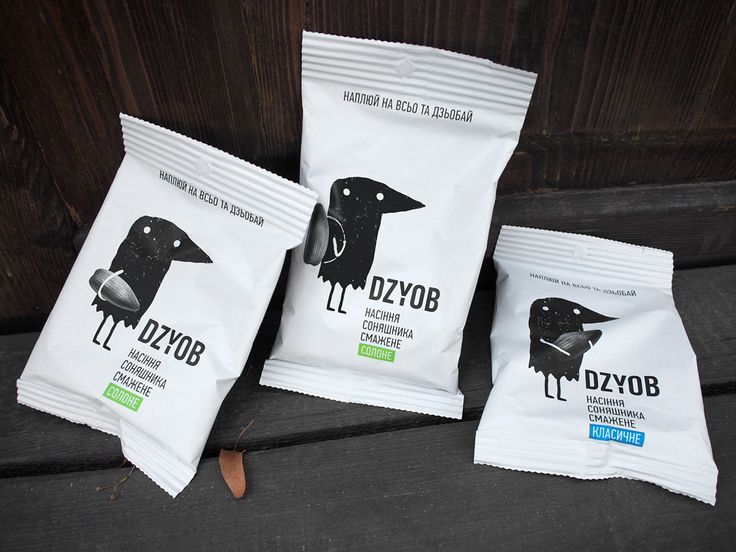 DZYOB packaging on Behance