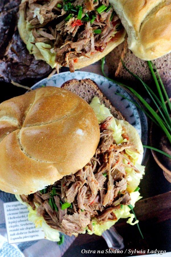 pulled pork , szarpana wieprzowina , rwana wieprzowina , najlepsze mieso…