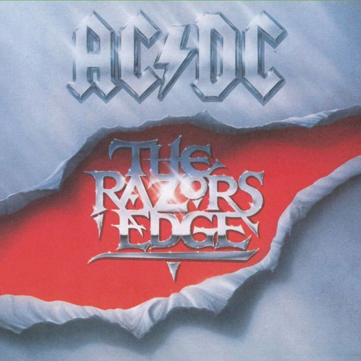 Thunderstruck by AC/DC - The Razors Edge
