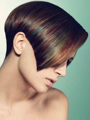 Best Creative Hair Color Images On Pinterest Hair Color - Creative hairstyle color