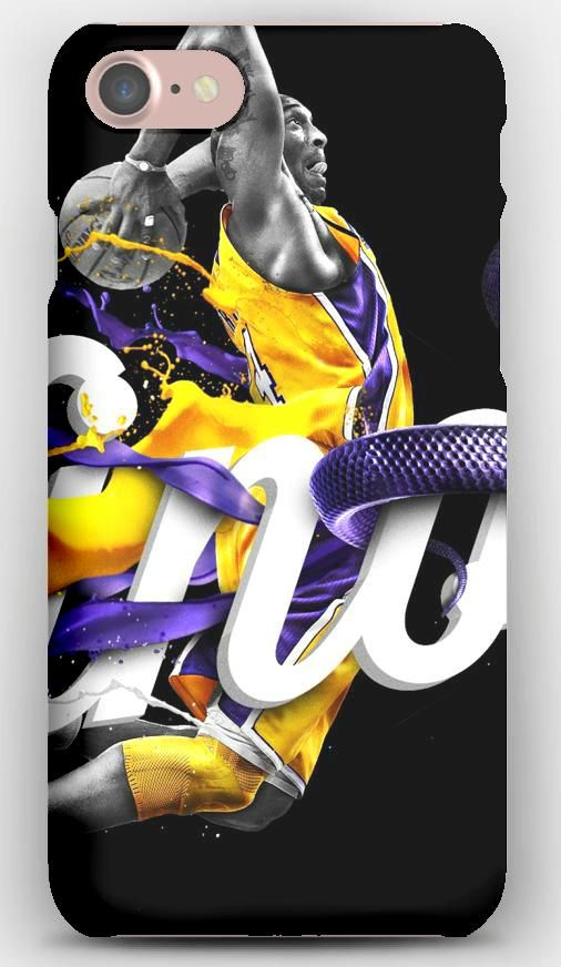 iPhone 7 Case Los angeles lakers, Nba, Kobe bryant, Logo