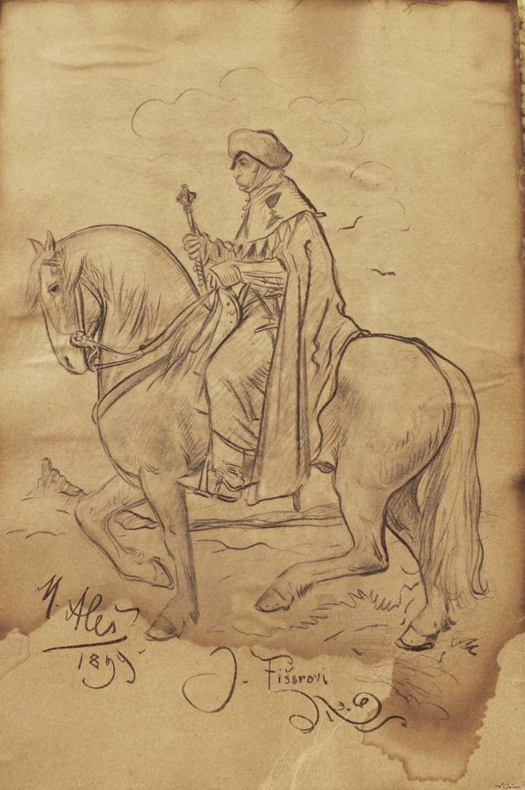 Žižka na koni