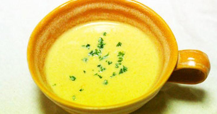 圧力鍋で時間短縮☆人参の甘さとしめじの香り豊かなスープです。