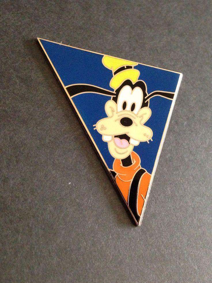 Tangram pin set - Goofy