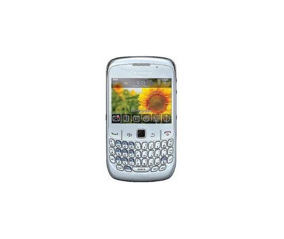 Blackberry Curve 8520 Unlocked Quad-Band GSM Phone