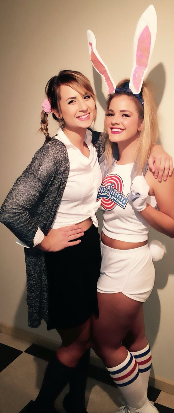 Britney Spears and Lola bunny from space jam! #spacejam #lola #britneyspears