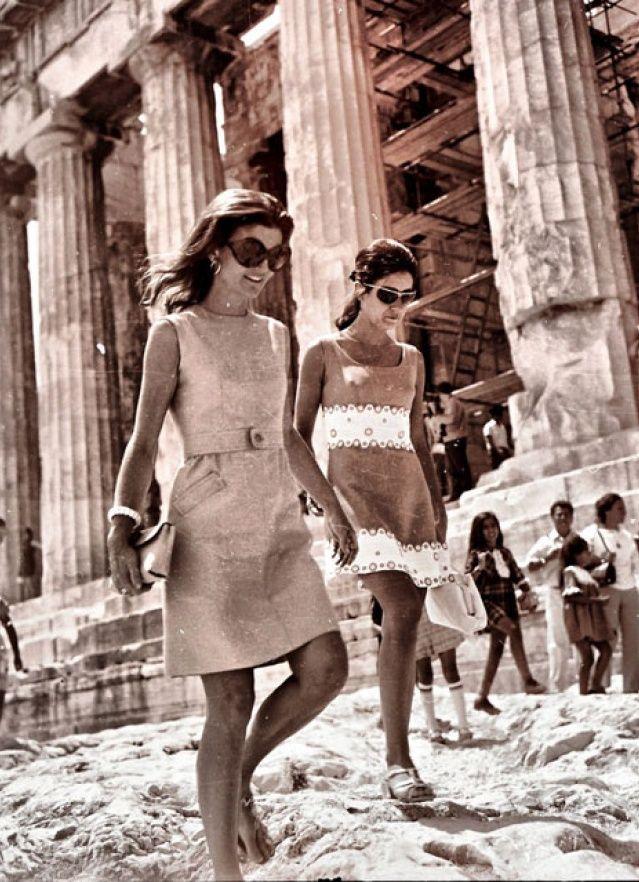 Τζάκι Ωνάση το 1969