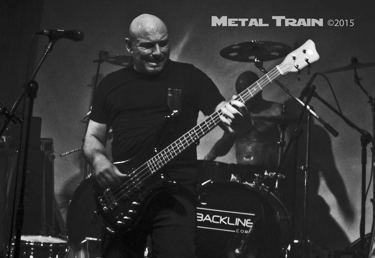 Coroner - Metal Train
