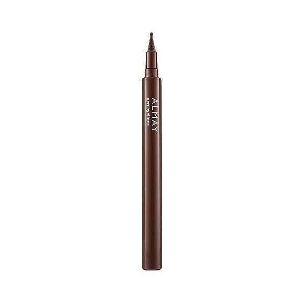 Almay Eyeliner Pen  Brown .01oz ($6.99) ❤ liked on Polyvore featuring beauty products, makeup, eye makeup, eyeliner, hypoallergenic eye makeup, pencil eyeliner, liquid pencil eyeliner, almay and almay eye liner