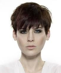 Image Result For Edgy Short Tomboy Haircuts Hair Pinterest