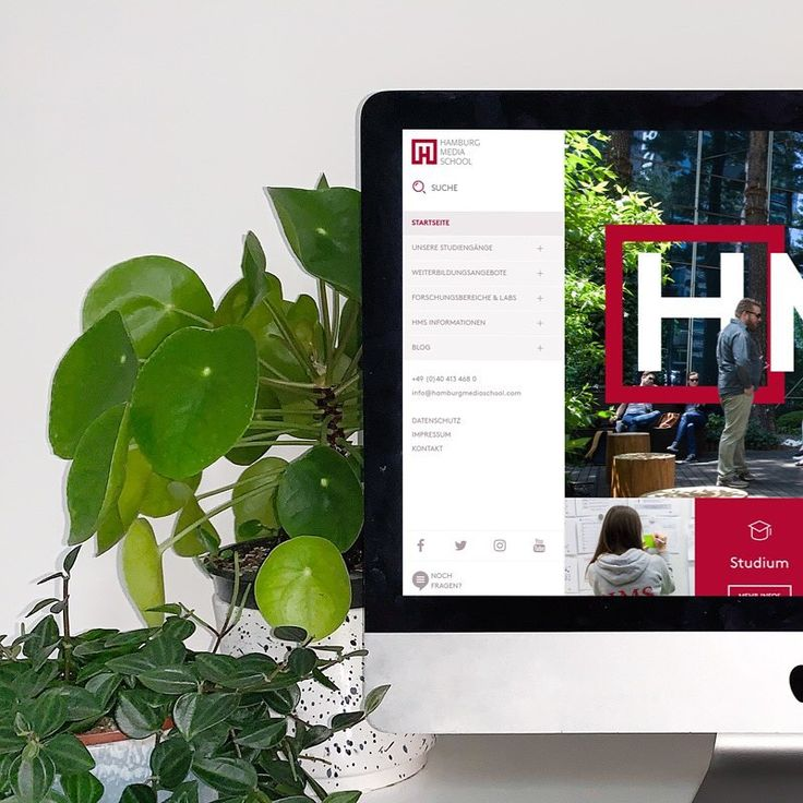 New project 👆 Kunde: @hamburgmediaschool  Work:  uxdesign  uidesign  website  webdesign . . noagency  hms  technology  world_wide_web  internet  la…