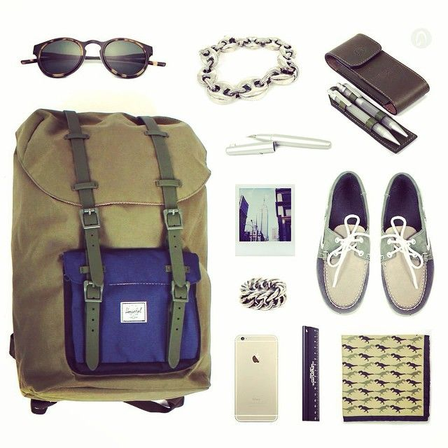 Essentials for Man! Zaino @herschelsupply Mocassini #Sebago Bracciale e anello @ugocacciatori_official Occhiali @kymesunglasses Pochette @ferruccimilano Penne e righello @agspaldingbros​ Shop online: http://www.mascheronistore.it #new #fashion #menswear #man #ss15 #spring #collections #instafashion #mascheronistore #mascheroni #quality #elegance #musthave #ootd Shop online: mascheronistore.it
