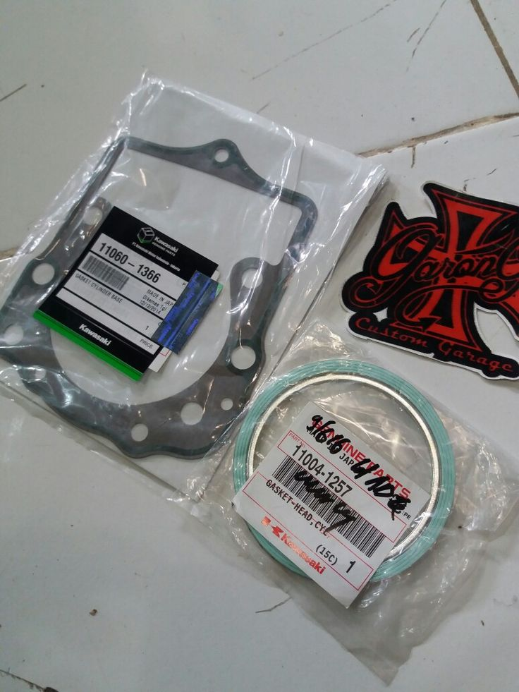 Packing base & kompresi binter merzy ori #kz200 #bintermerzy #binter #merzy #kawasaki #solo #spareparts