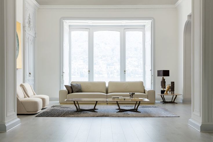 CONTROLUCE COLLECTION - A NEW BOOK FOR THE NEW INTERIORS. In 2017, the range of the Controluce Collection has been enriched, following the tradition of elegance and design which are the hallmarks of this line....