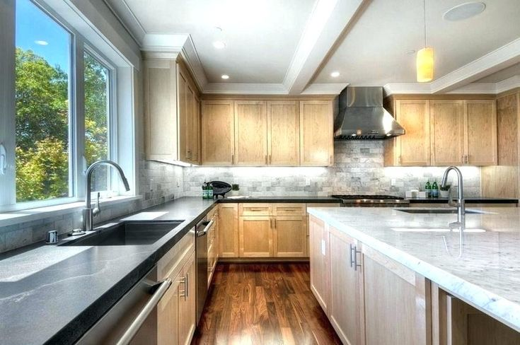 best countertop color for maple cabinets - Google Search ... on Countertop Colors For Maple Cabinets  id=12147