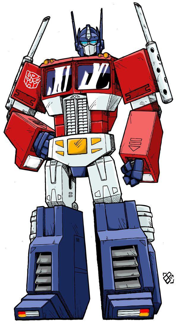 T 25 Optimus Prime By Kingoji On DeviantArt