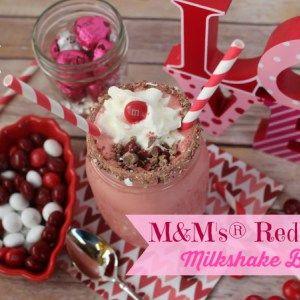 valentine day milkshake recipes