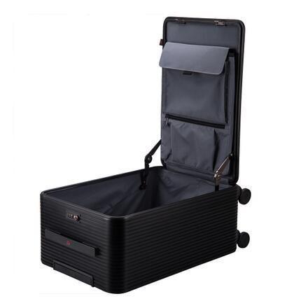 sindermore 100 aluminium hardside roll reisegep ck koffer. Black Bedroom Furniture Sets. Home Design Ideas