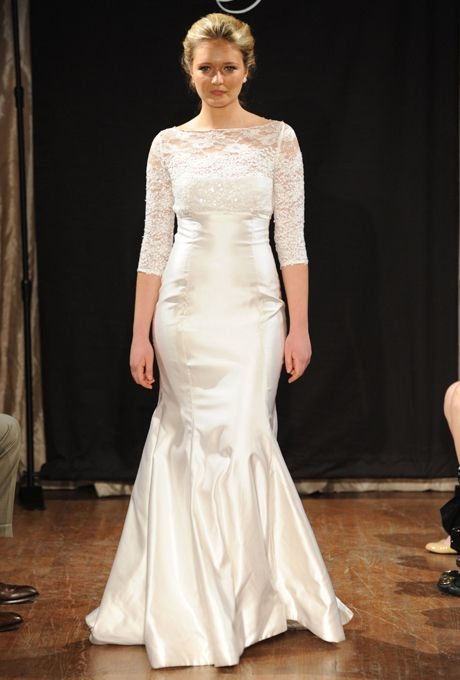 Brides.com: Camila Alves' Wedding Dress: Get the Look. Sarah Jassir. Sabine, $3,995, Sarah Jassir  See more Sarah Jassir wedding dresses