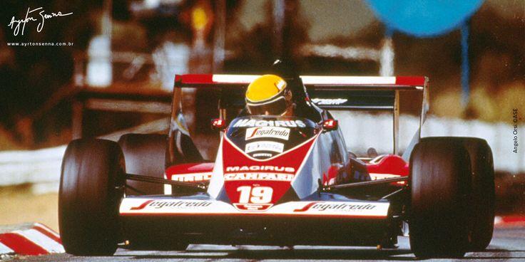 Grande Prêmio da África do Sul – 1984