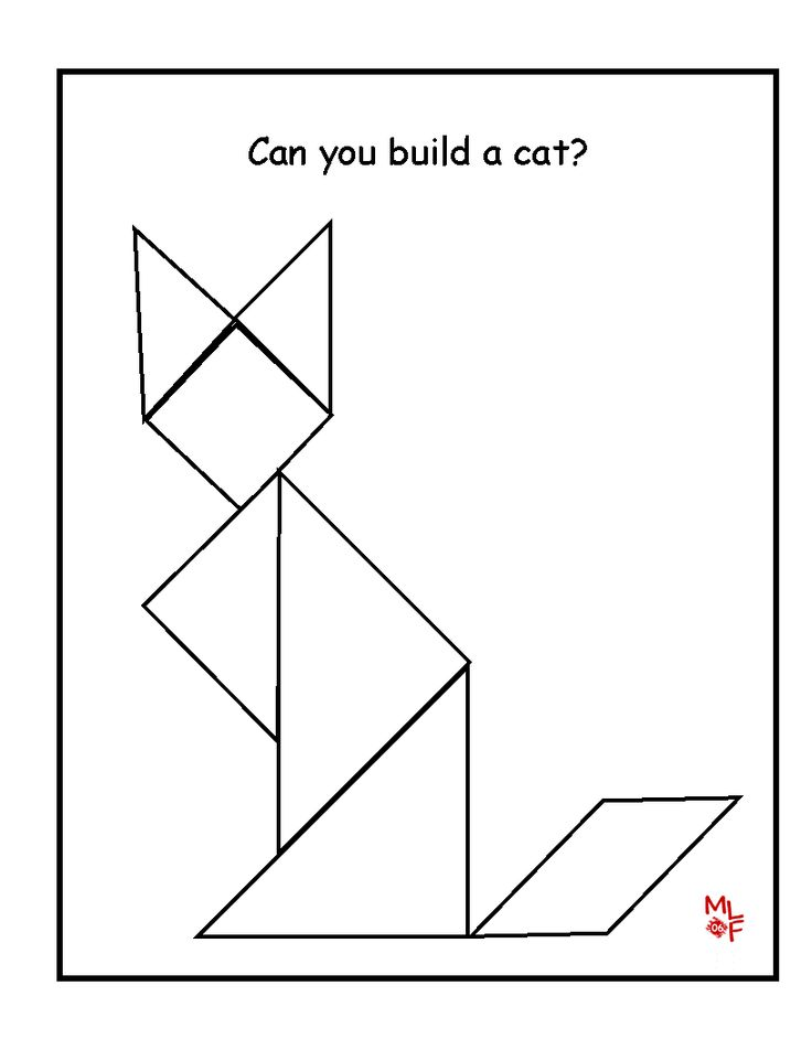 93 Best Images About Tangram On Pinterest Animal Design