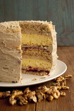 В последнее время я провожу много времени, выискивая разные интересные рецепты тортов. Что-то с наступлением холодов меня потянуло готовить-готовить) Подружка…