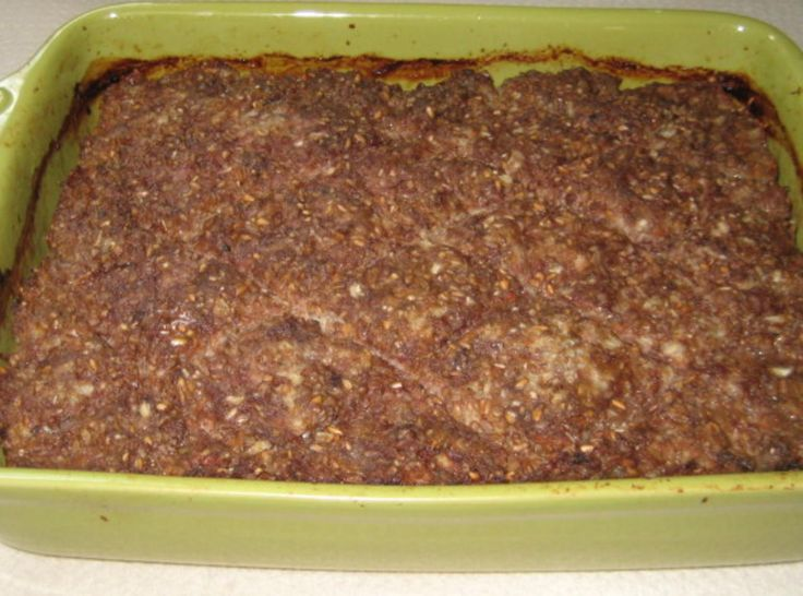 My husband is half Lebanese.  One of his favorite Lebanese dishes is Baked Kibbeh.  Every year his family has a reunion and his brother brings authentic Lebanese food from a great restaurant in Brooklyn - one of those dishes, of course, being Baked Kibbeh.  Well this year, yours truly decided to make it and bring it.  I went online and looked through loads of recipes until I found one that sounded like my mother-in-laws.....and here it is.  It came out great and my husband informed me that…
