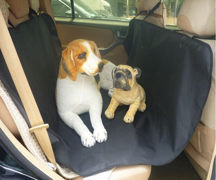 Dog Car Hammock Style Waterproof Car Seat Covers for dogs,Pet Seat protectors for Trucks SUV