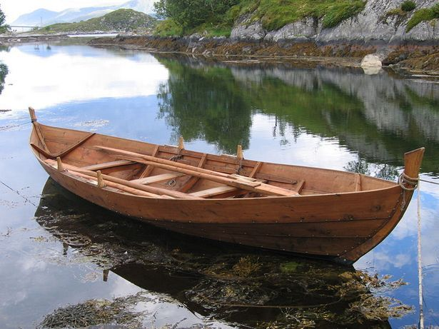 DIY Viking Boat Building  not the most comprehensive guide in the world mind you
