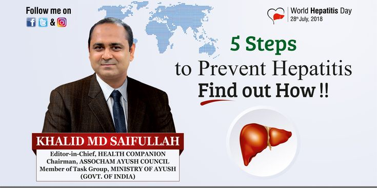 5 Steps to Prevent Hepatitis, Find out How!!NATUROVEDA HEALTH WORLD