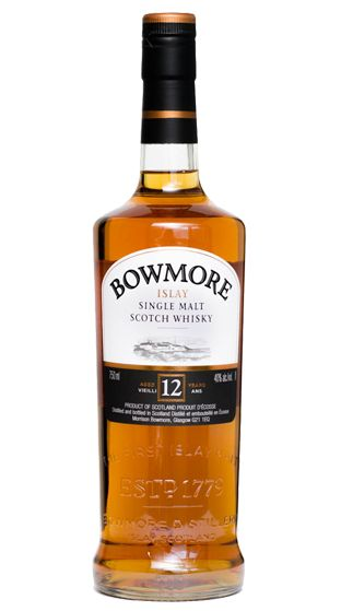 Buy Bowmore 12 Year Old 40%, 700ml at just NZD72.99 from Liquor Mart.