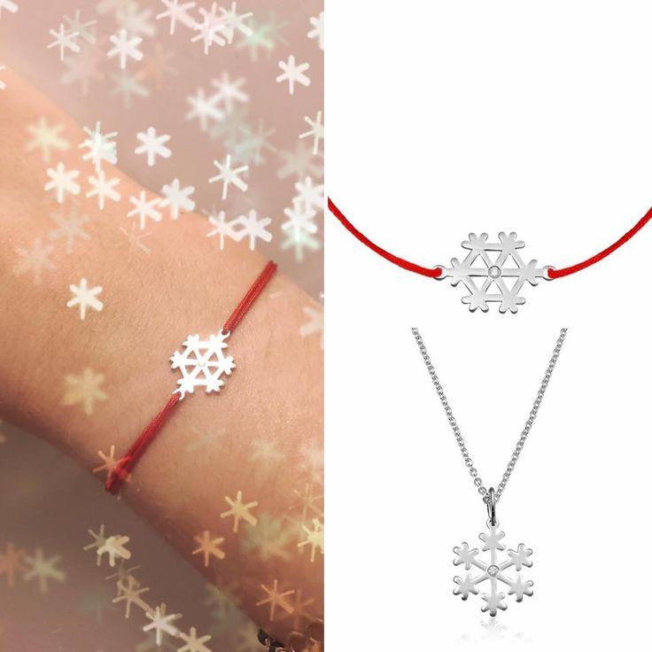Diamond snowflake. Lovebird bijuterii.  golden jewelry.  snowflake.  white friendship bracelet. fulg cu diamant din aur