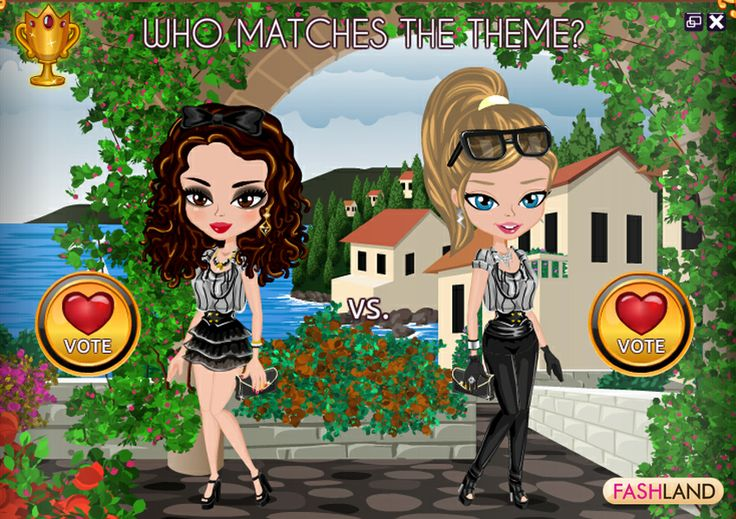 Summers are hotter in the Mediterranean! Which one of these beautiful ladies reflect the Mediterranean summer style better? #fashland #social #facebook #two #ladies #girls #hot #summer #Mediterranean #sea #shore #competition #green #cute #houses #heart #vote #fashcup #Mediterraneanview