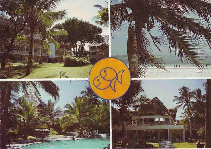 Jadini Beach Hotel Mombasa