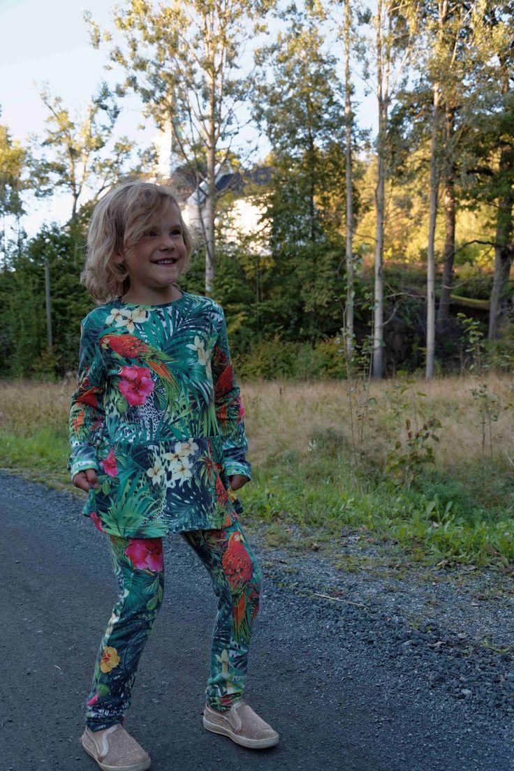Dziecko z dżungli | Magdiczka