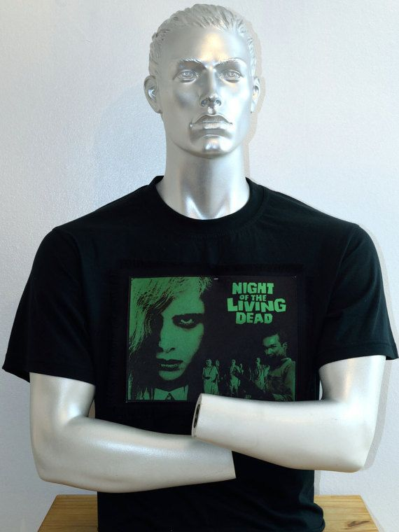 Night of the Living Dead  Zombie  Zombie T-shirt  by MoNkARoCkS