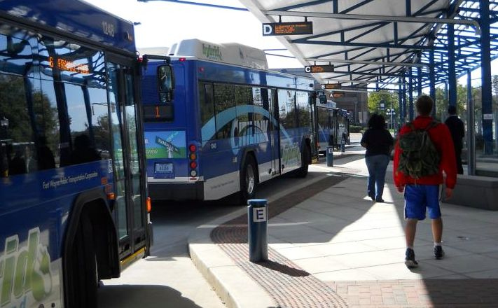 The Forgotten Necessity of Fort Wayne's Bus System / by Kara Hackett. The fact is, the people you don't see every day, the people waiting at the bus stop, the people who don't look like you or act like you or dress like you, the people you might be afraid to approach, do need public transportation.