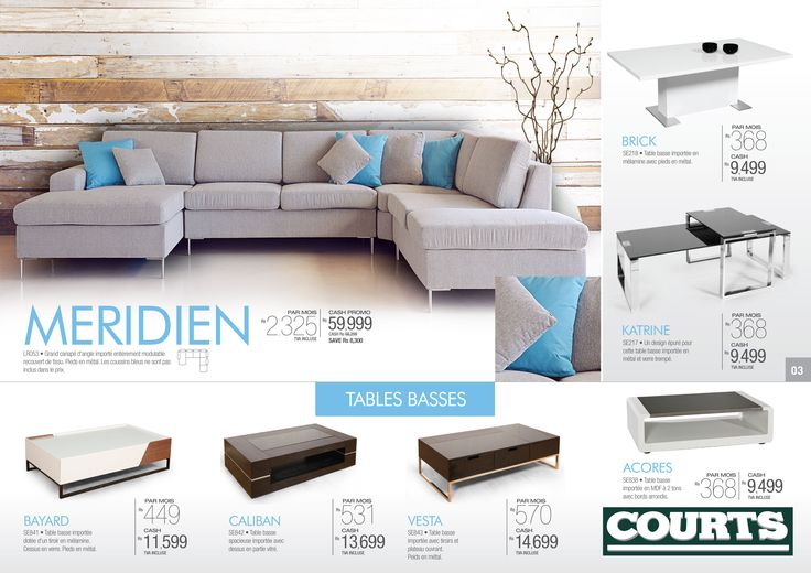 Courts Mauritius Furniture Catalogue 2015 Fresh And