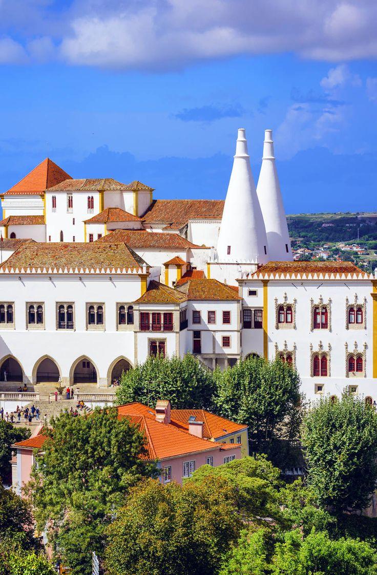 Palácio Nacional de Sintra - Sintra - Portugal