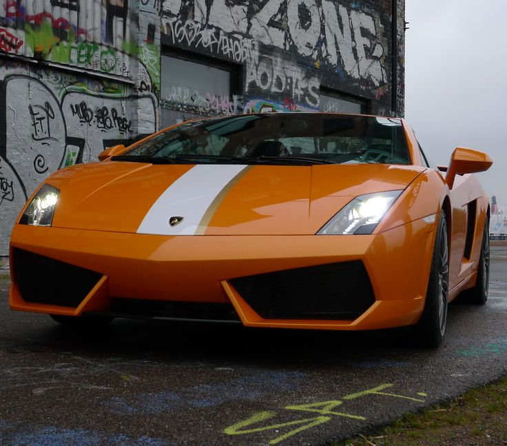 Lamborghini Gallardo LP 550-2 Valentino Balboni #CarFlash
