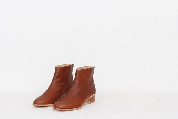 &Attorney Flinders Boot in Tan