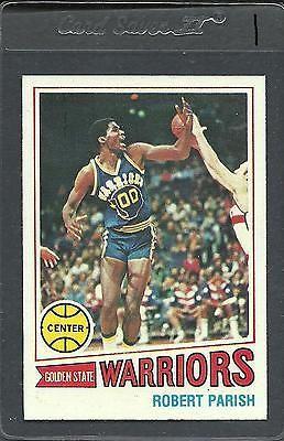 1977-78 Topps #111 Robert Parish RC NM-MT Ungraded Warriors Celtics HOF Chief01