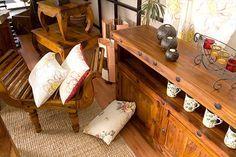 Móveis de madeira costumam sofrer arranhões constantemente (Foto: Shutterstock)