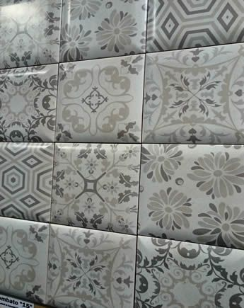Best Moroccan Encaustic Replica Tiles Sydney Images On