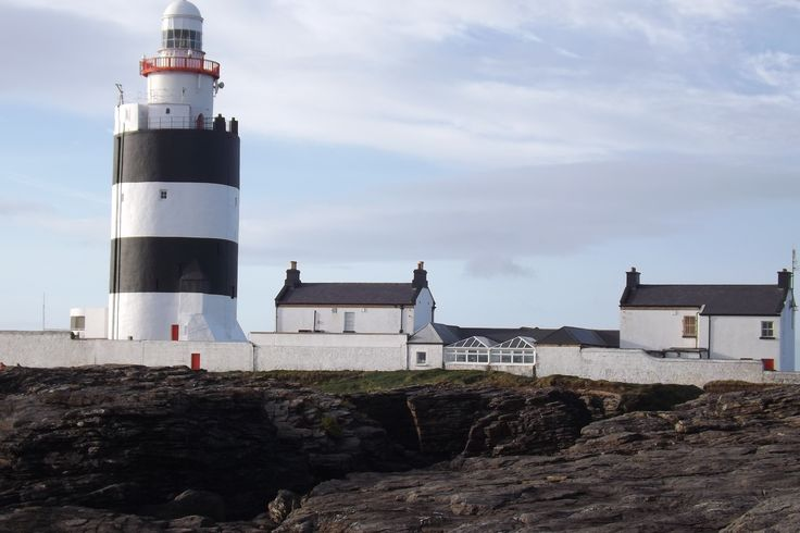 Hook Head lighthouse, New Ross. Co. Wexford