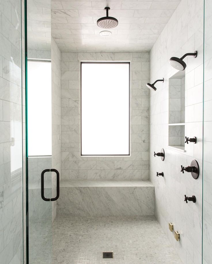 Studio McGee, stunning shower